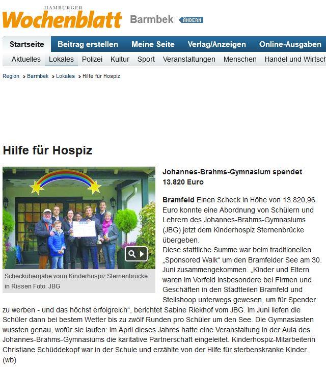Wochenblatt_Hospiz