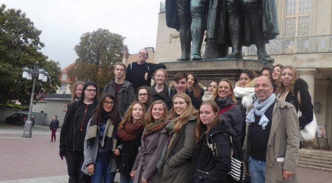 """Das S1-Profil """"Kultur entdecken – Kultur vermitteln"""" in Weimar"""