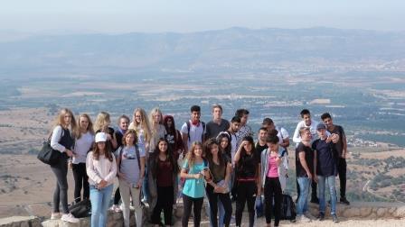Israel Austausch 2016 – Ein Schülerbericht