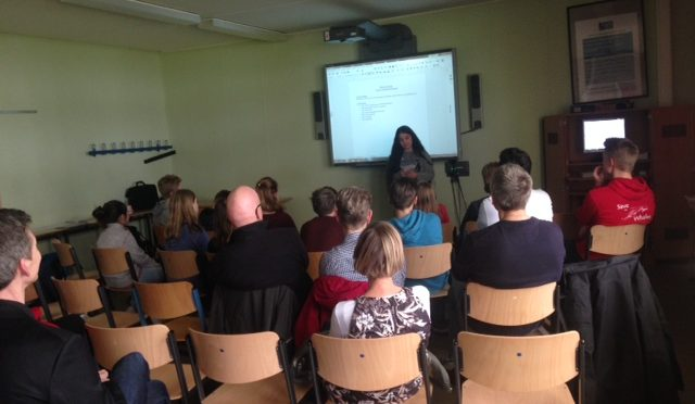 Premiere: Schüler des Drehtürseminars präsentieren ihre Projekte