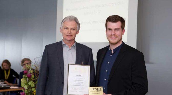 Das JBG ist Preisträger des Europäischen Schulmusikpreises