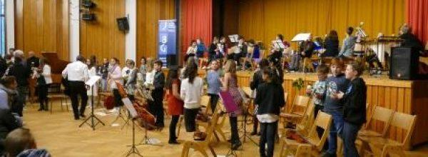 Musical Profiler Konzert
