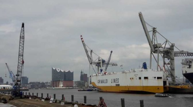 Besuch im Hafenmuseum – 7c entdeckt Hafengeschichte