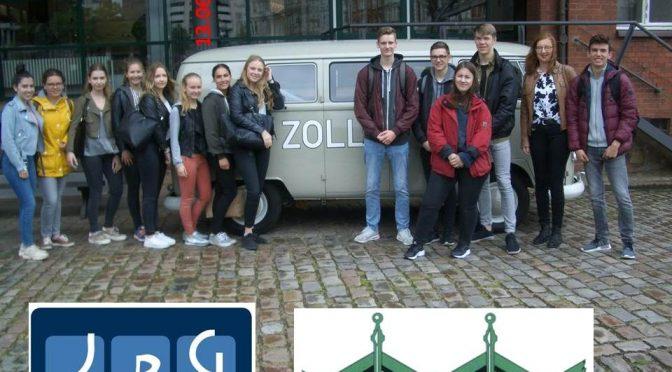 Besuch im Zollmuseum