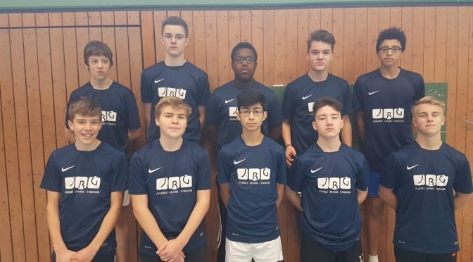 WK II Volleyballer qualifizieren sich für die Endrunde