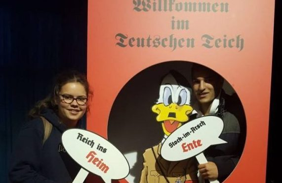 Jugendkongress an der Erich-Kästner-Schule