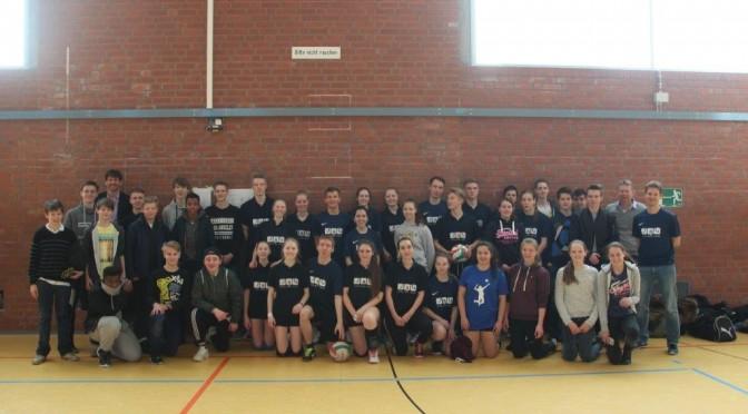 JBG bei den Hamburger Meisterschaften im Volleyball