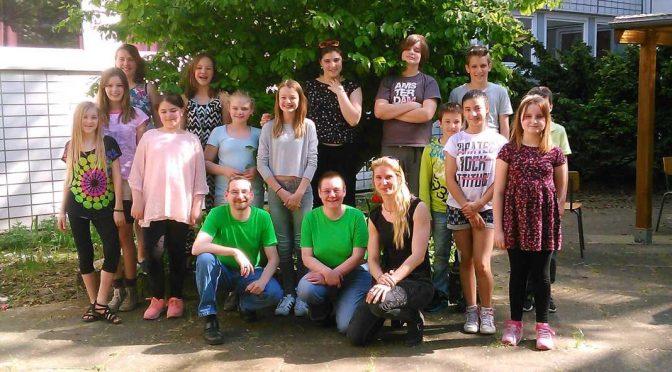 Workshop der Zoo-AG