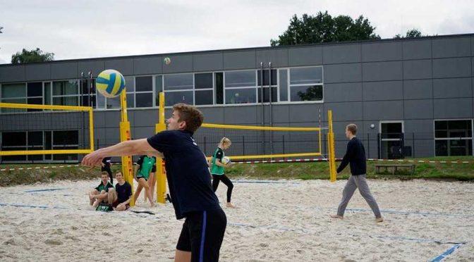 Hamburger Meisterschaften im Beachvolleyball 2016
