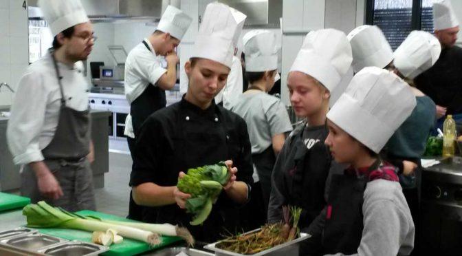 Projekt gegen Lebensmittelverschwendung