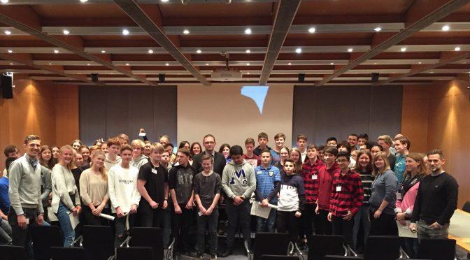 Politik zum Anfassen – Ein Besuch im Hamburger Rathaus