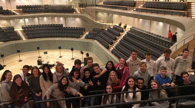 Besuch in der Elbphilharmonie