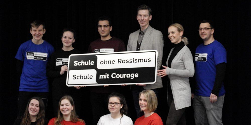 Schule ohne Rassismus – Schule mit Courage