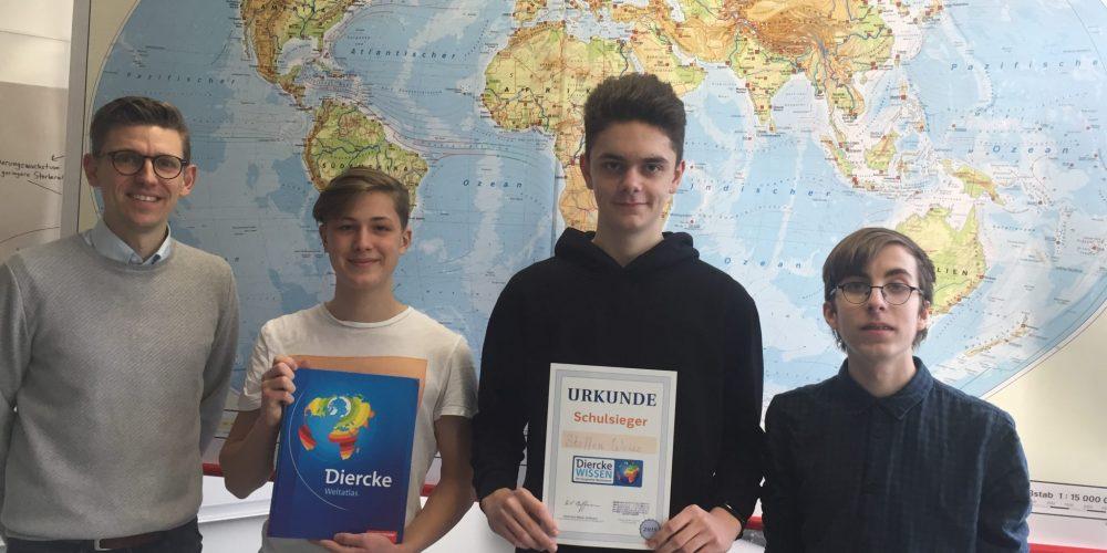 Geographie-Wettbewerb 2019