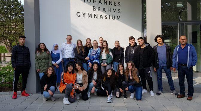 Gäste aus Israel zu Besuch