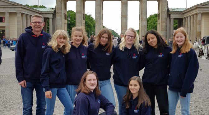 Volleyballerinnen des JBG erfolgreich in Berlin
