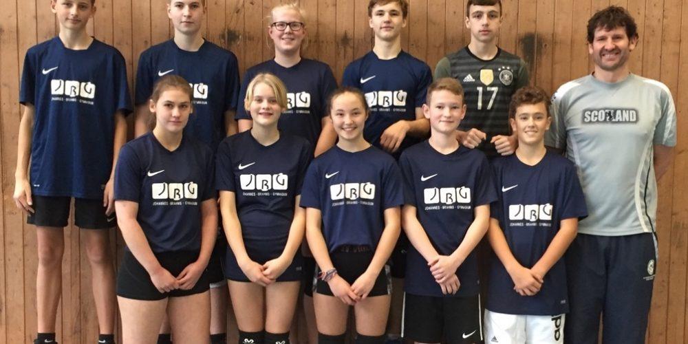Mixed 2 Volleyballer qualifizieren sich für die Endrunde