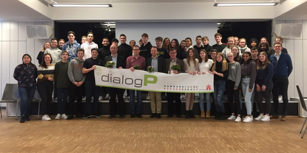 Dialog P – Jugend und Politik im Dialog
